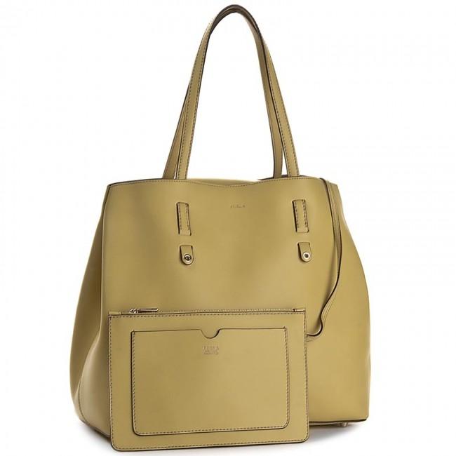 Handbag FURLA - Vittoria 874448 B BJZ7 VFO Senape