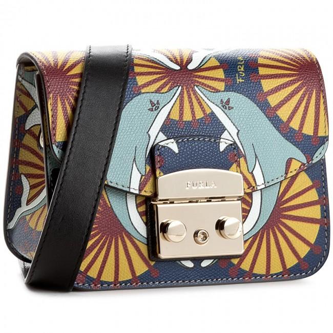 Handbag FURLA - Metropolis 881261 B BKS4 A03 Multicolor