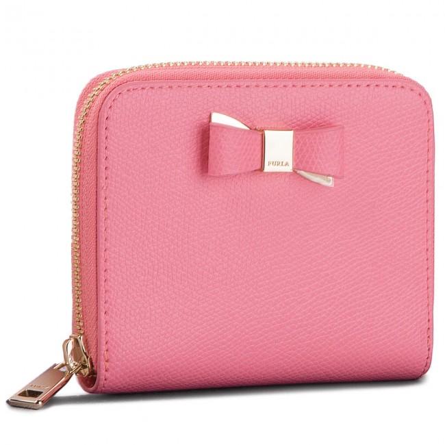 Small Women's Wallet FURLA - Asia 943222 P PR92 ARE Rosa Quarzo c