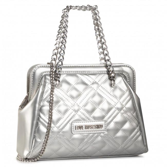 Handbag LOVE MOSCHINO - JC4263PP0BKA0902 Argento