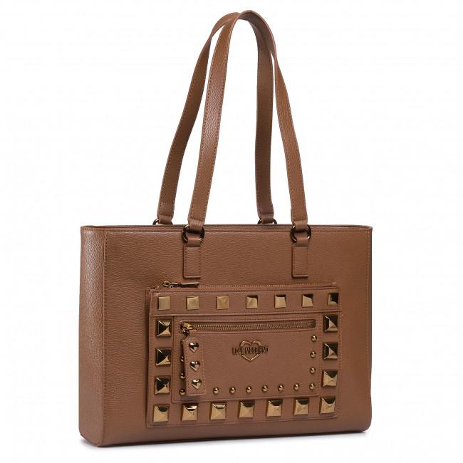 Handbag LOVE MOSCHINO - JC4285PP0BKO0200 Cuoio