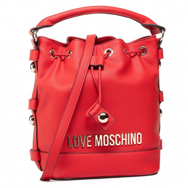 Handbag LOVE MOSCHINO - JC4020PP1CLB0500 Rosso