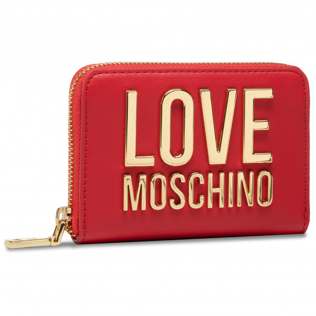 Large Women's Wallet LOVE MOSCHINO - JC5613PP1CLJ050A Rosso