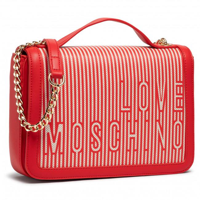 Handbag LOVE MOSCHINO - JC4233PP0CKE150A Rosso