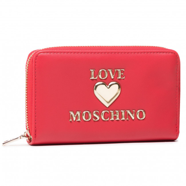Large Women's Wallet LOVE MOSCHINO - JC5622PP1CLF0500 Rosso