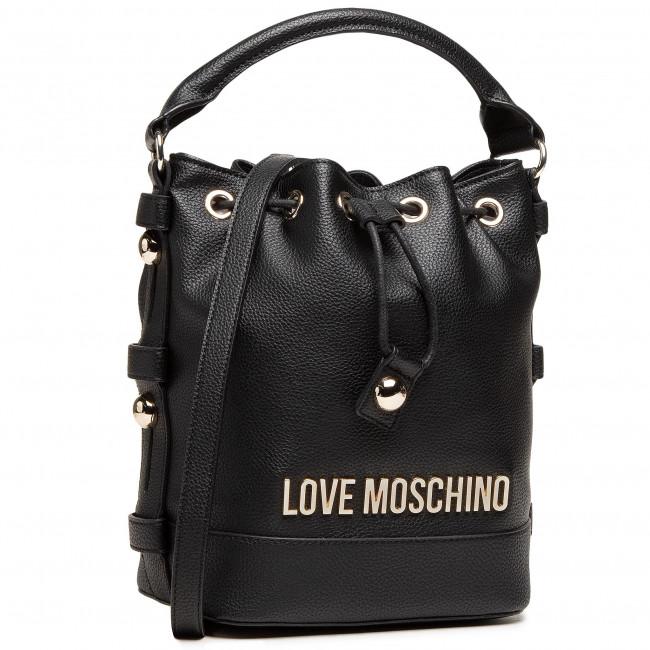 Handbag LOVE MOSCHINO - JC4020PP1CLB0000 Nero