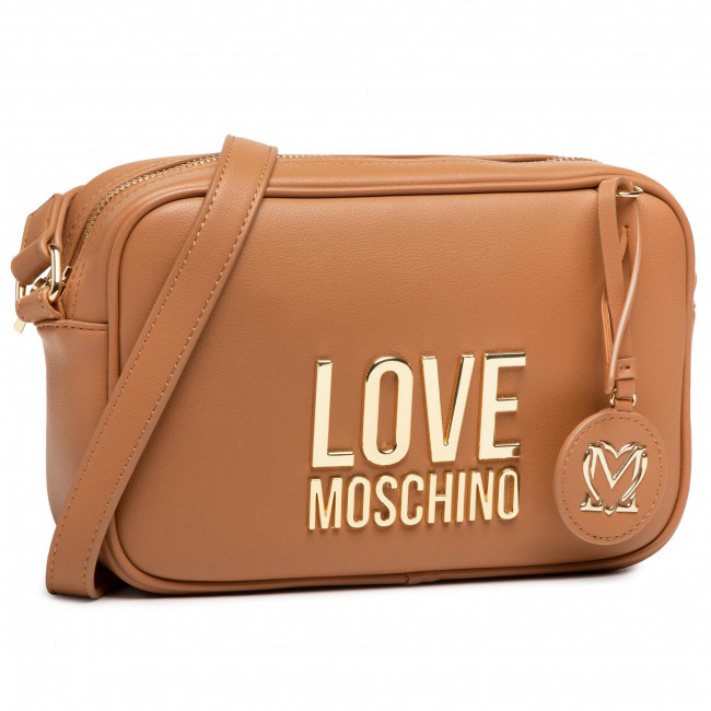 Handbag LOVE MOSCHINO - JC4107PP1CLJ020A Cammello