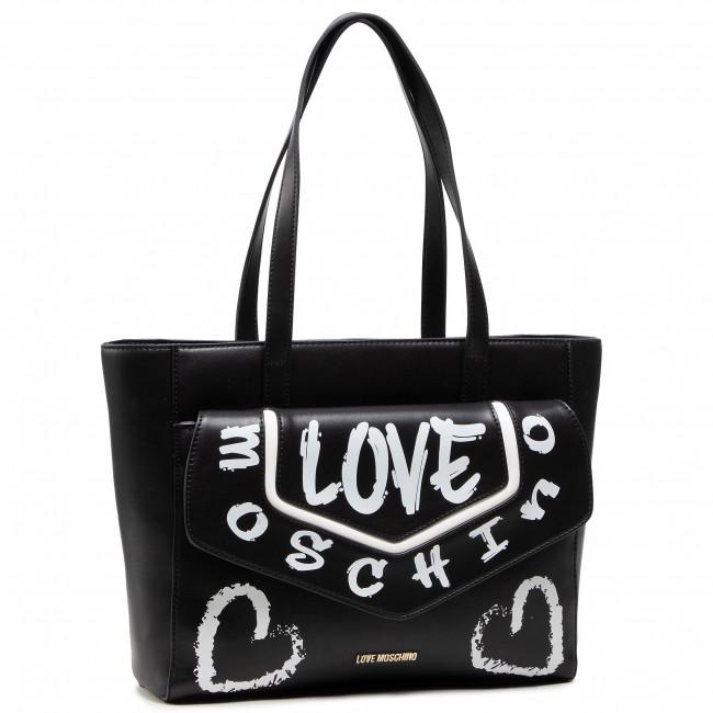 Handbag LOVE MOSCHINO - JC4223PP0CKC100A  Nero