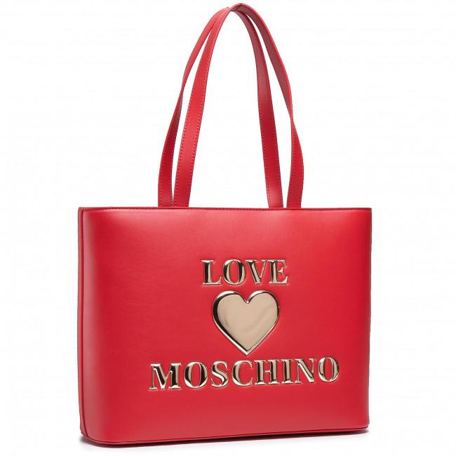 Handbag LOVE MOSCHINO - JC4051PP0CLF0500 Rosso