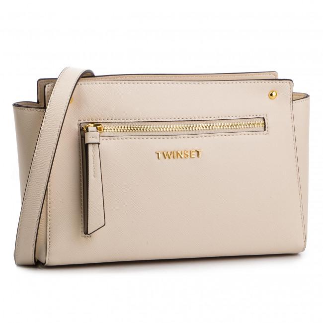 Handbag TWINSET - Tracolla 191TO8103 Neve 00282