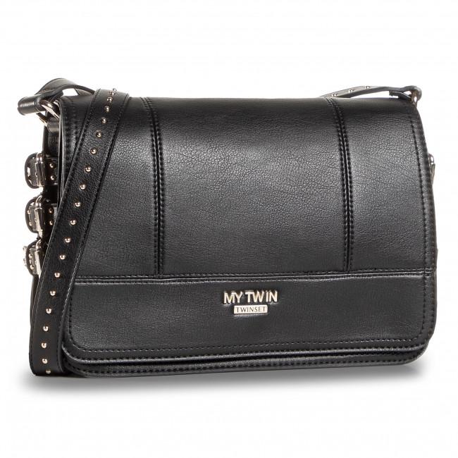 Handbag MY TWIN - Tracolla 202MA7043 Nero 00006