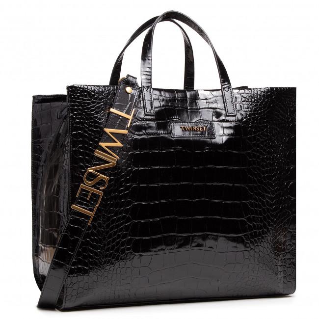 Handbag TWINSET - 202TB7110 St. Cocco Nero 04291