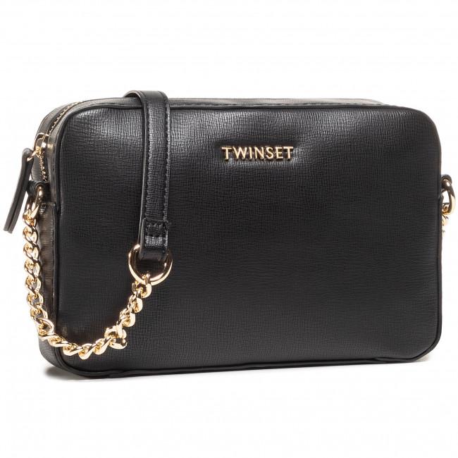 Handbag TWINSET - Tracolla 202TD8114 Nero 00006