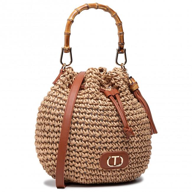 Handbag TWINSET - Secchiello 211TD8241  Paglia 00193