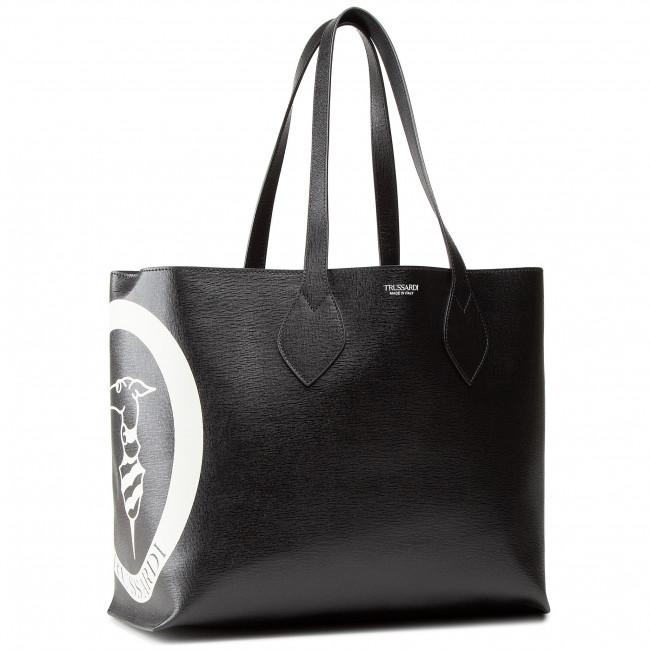 Handbag TRUSSARDI - Logo Pop Shopping Md 75B01065 K299