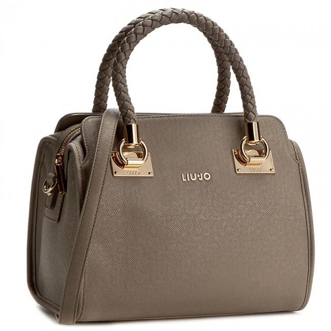 original mejor calificado mejor servicio disfruta de un gran descuento Handbag LIU JO - Bauletto M New Anna N66084 E0087 Tortora 71212 ...