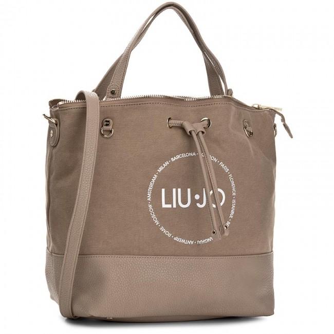 Handbag LIU JO - Sechiello Poppa Ca N17055 T7114 Nude 51315