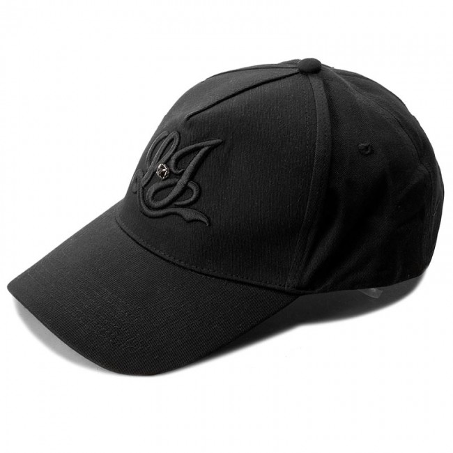 Capp LIU JO - Baseball Con Logo Ri N17221 T0300 Nero 22222