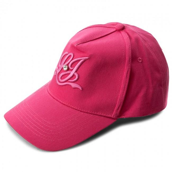 Capp LIU JO - Baseball Con Logo Ri N17221 T0300 Geranium 81945
