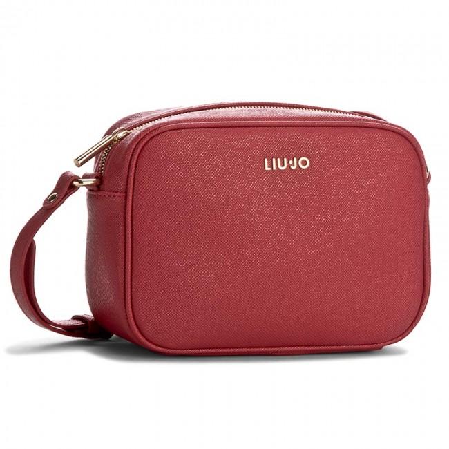 Handbag LIU JO - Tracolla XS Anna N17092 E0087 Ciliegia 91862