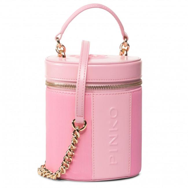 Handbag PINKO - Roller Switch On Cl. PE 20 PLTT 1P21P9 Y674 Light Pink Q19