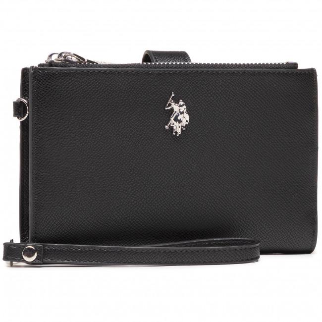 Large Women's Wallet U.S. POLO ASSN. - Jones Pochette Wallet BEUJE5125WVP000 Black