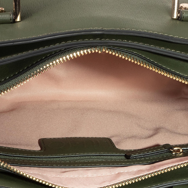 Handbag LIU JO - M Satchel AA0013 E0087 Vert Militaire X0261