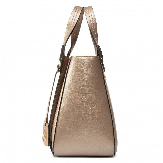 Handbag LIU JO - M Satchel AA0013 E0087 Gold 00529