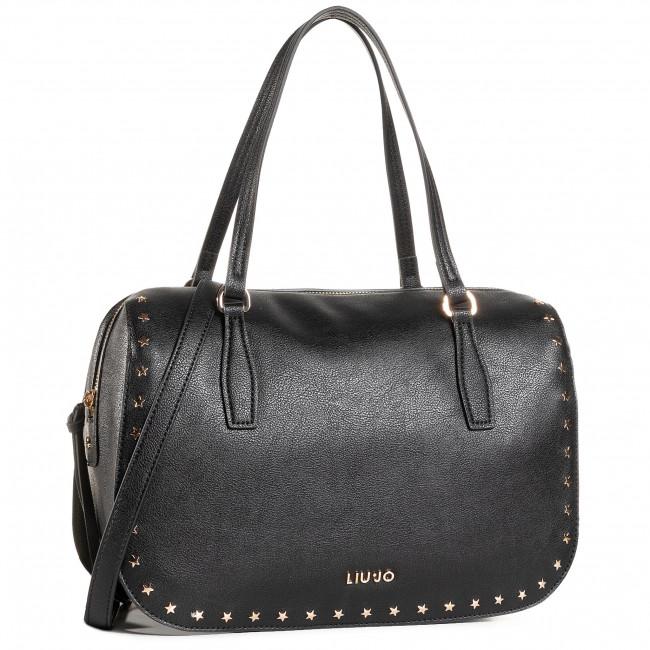 Handbag LIU JO - L Satchel NF0042 E0033 Nero 22222