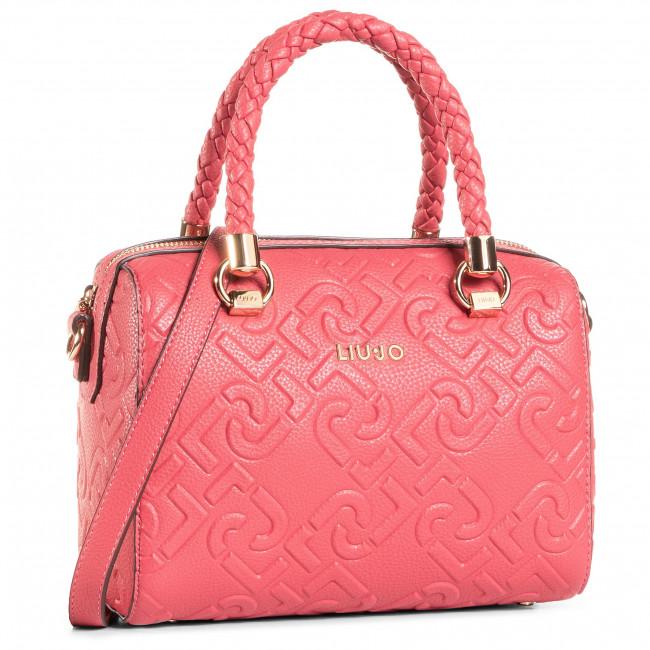 Handbag LIU JO - S Satchel NF0021 E0538 Glossy 61620