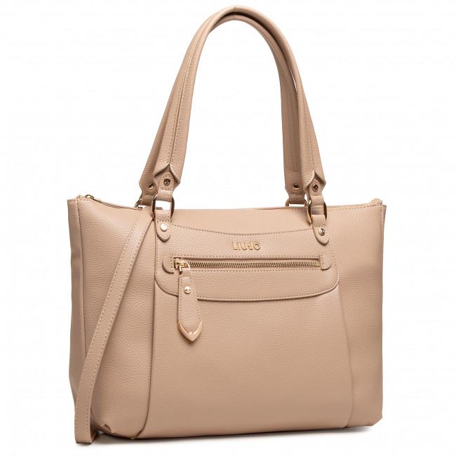 Handbag LIU JO - L Tote AA1099 E0027 Cappuccino 61310