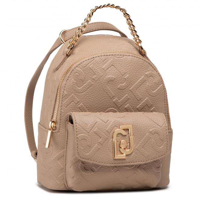Backpack LIU JO - Xs Backpack AA1343 E0538 Cappuccino 61310