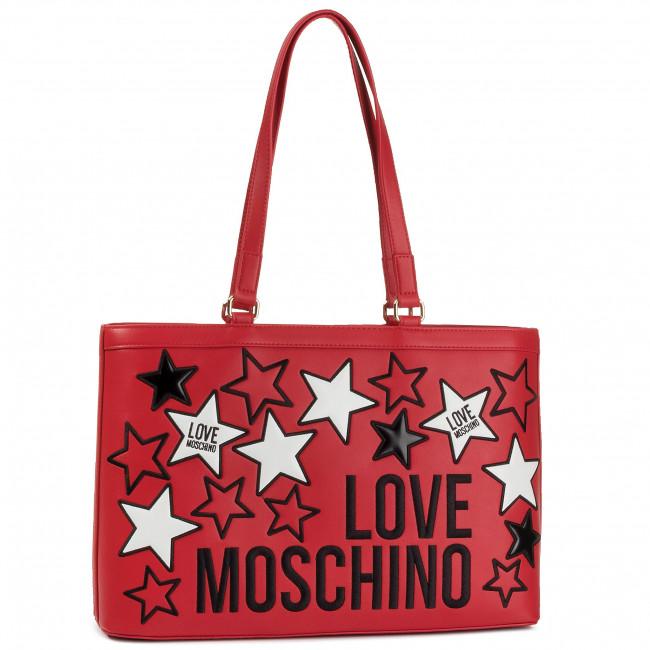Handbag LOVE MOSCHINO JC4084PP1ALM0500 Rosso