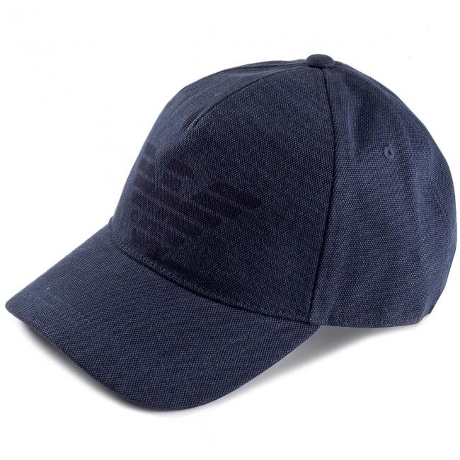 Cap EMPORIO ARMANI - 627252 8P558 52335 Light Blue Denim