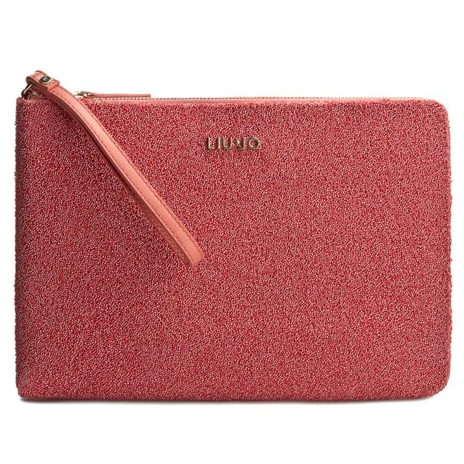 Handbag LIU JO - N16035 T6701  Sugar Coral 61640