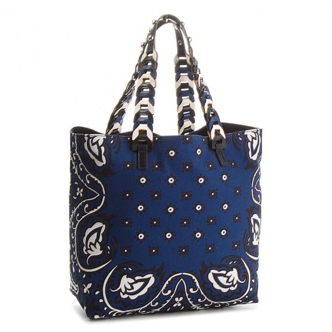 Handbag RED VALENTINO - PQ0B0A33 Cobalto/Avorio/Nero