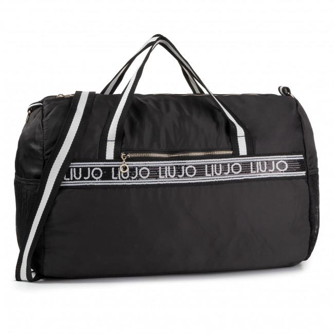 Nube conductor Frase  Bag LIU JO - Borsa Tessuto T69149 T5205 Nero 22222 - Travel - Accessories |  efootwear.eu
