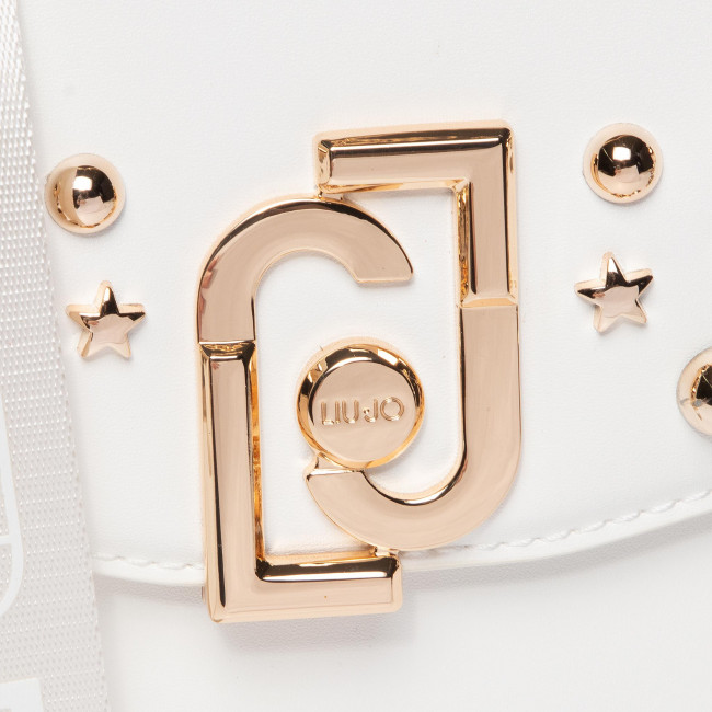 Handbag LIU JO - M Crossbody AA0036 E0015 Bianco Lana 10701