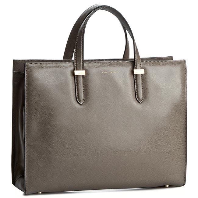 Handbag COCCINELLE - VR5 Work C1 VR5 18 01 01 Taupe 175