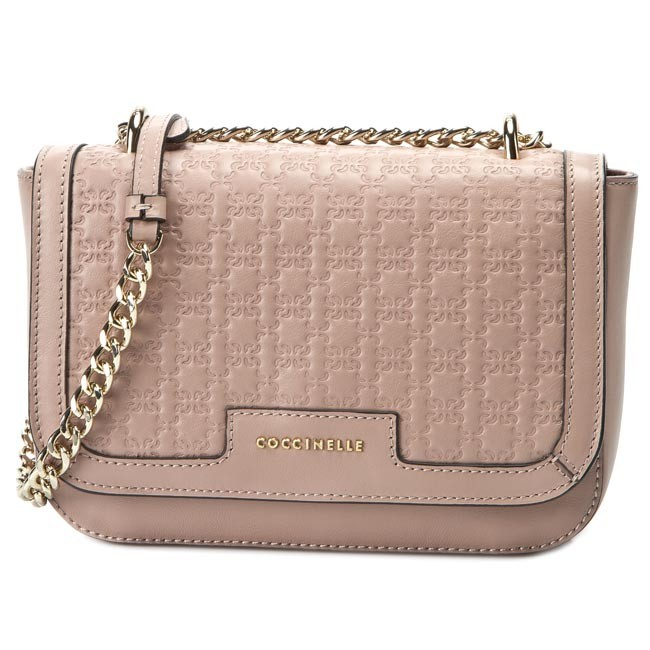 Handbag COCCINELLE - VS1 Amelie Logo C1 VS1 12 01 02 Cammeo 111