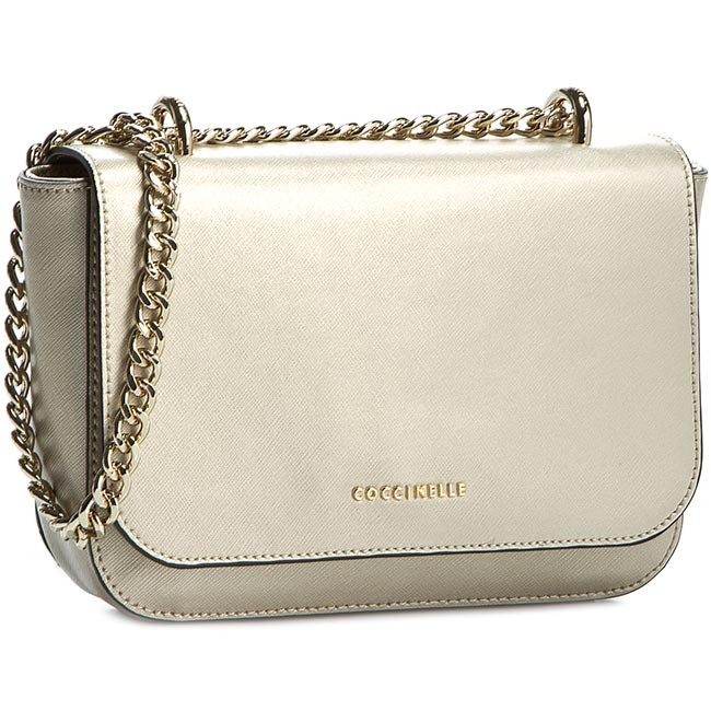 Handbag COCCINELLE - VS0 Amelie C1 VS0 12 01 01 Platino 049