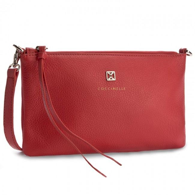 Handbag COCCINELLE - YV3 Minibag C5 YV3 12 41 01 Rosso 215