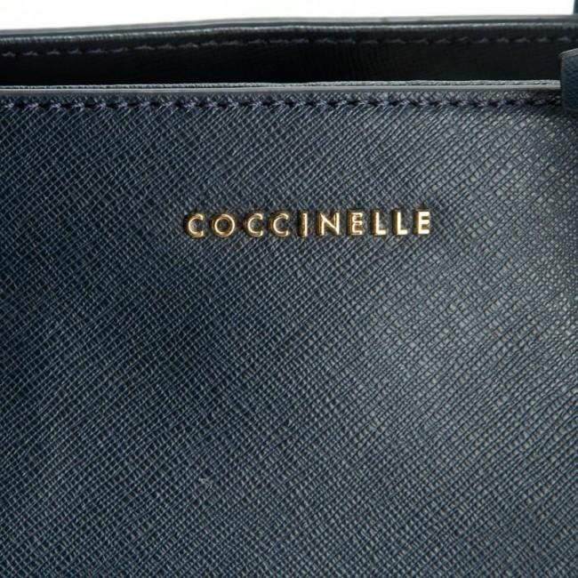handbag coccinelle ya5 lou c1 ya5 18 03 01 blu 011 classic handbags. Black Bedroom Furniture Sets. Home Design Ideas