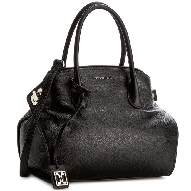 Handbag COCCINELLE - YJ0 Sheela C1 YJ0 18 04 01 Nero 001