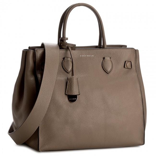 Handbag COCCINELLE - YL0 Clotilde C1 YL0 18 01 01 Taupe/Nero 324