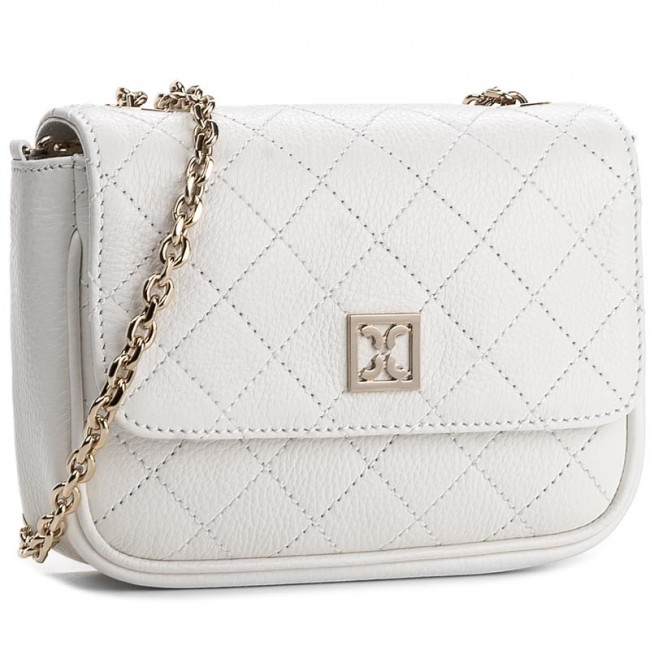 Handbag COCCINELLE - YV3 Minibag C5 YV3 12 48 01 Bianco 010