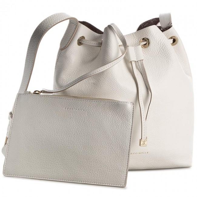 Handbag COCCINELLE - YO1 Ariel C1 YO1 23 01 01 Bianco 010