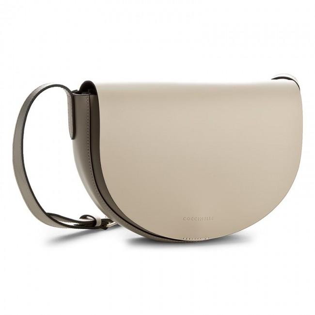 Handbag COCCINELLE - YO0 Ariel Calf C1 YO0 15 01 01 Seashell 143