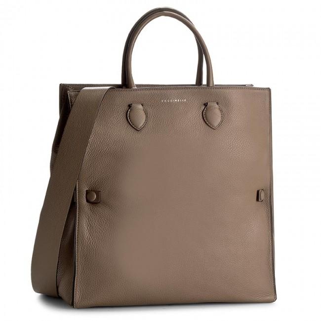 Handbag COCCINELLE - YL0 Clotilde C1 YL0 18 04 01 Taupe/Nero 324