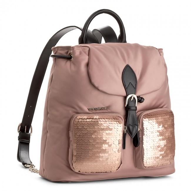 Backpack TWINSET - Zaino Grande AA7PE1 Nude 00288